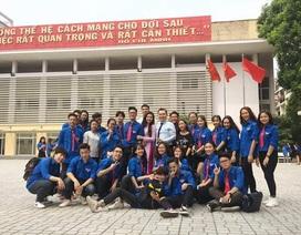 Học viện Thanh thiếu niên Việt Nam - nơi tôi luyện phẩm chất sinh viên thế hệ mới
