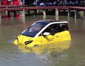 Nhật bán ôtô lội nước tại Việt Nam: Showroom ngóng trông nhưng...