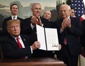 Ông Trump ký sắc lệnh chưa từng có trong lịch sử Mỹ