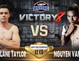 Lộ diện 6 cặp đấu, liệu Victory8 có đưa boxing Việt Nam lên tầm quốc tế?