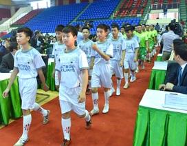 Ra mắt CLB đào tạo bóng đá trẻ Bamboo Airways Thái Bình
