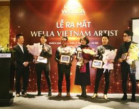 Thương hiệu Wella hợp tác với 5 nhà tạo mẫu tóc hàng đầu Việt Nam
