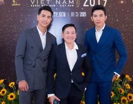 """""""Soi"""" dàn giám khảo hùng hậu, nổi tiếng của Mister Việt Nam"""