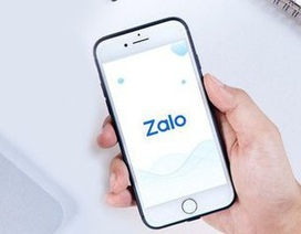 """""""Giật mình"""" giá cổ phiếu chủ mạng xã hội Zalo"""