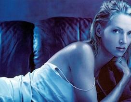 Uma Thurman trẻ hơn nhiều so với tuổi 49