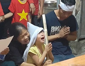 Vụ 5 người Việt tử nạn ở Thái Lan: Sao mẹ con chưa về?!