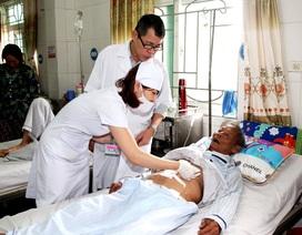 Cứu sống bệnh nhân gần 100 tuổi hoại tử túi mật, viêm ruột thừa