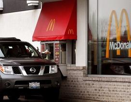 Hãng đồ ăn nhanh nổi tiếng áp dụng công nghệ 4.0 hỗ trợ khách gọi món