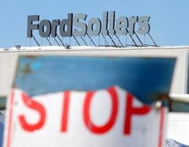 Ford đóng cửa tất cả nhà máy, rút khỏi thị trường Nga
