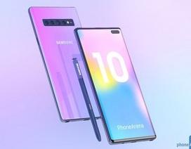 Samsung sẽ lần đầu tiên trình làng hai phiên bản Galaxy Note 10