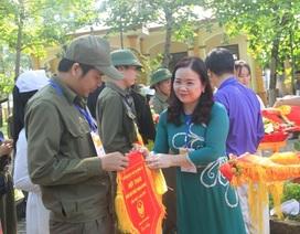 Học sinh 30 trường phổ thông tham gia hội thao giáo dục quốc phòng an ninh