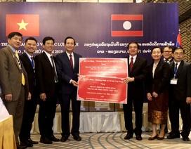 Việt Nam - Lào: Hợp tác 8 nội dung về lao động, an sinh, giáo dục nghề nghiệp