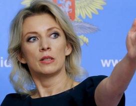 Đáp trả cứng rắn Mỹ, Nga tuyên bố duy trì binh sĩ ở Venezuela