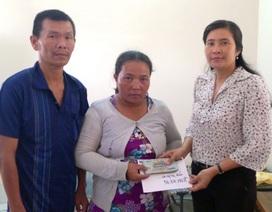 Bạn đọc giúp anh Huỳnh Hữu Trọng hơn 56 triệu đồng