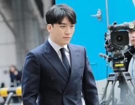 Seungri bị truy cứu với tội danh phát tán clip nóng