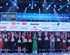 Vinh danh top 10 nơi làm việc tốt nhất Việt Nam