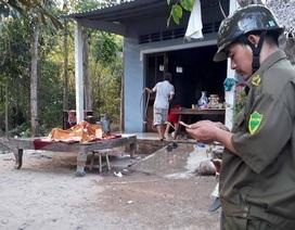 Điều tra nguyên nhân người đàn ông chết cháy tại nhà riêng