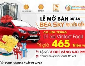 Cơ hội nhận ưu đãi lên tới 500 triệu tại Lễ mở bán Bea Sky Nguyễn Xiển