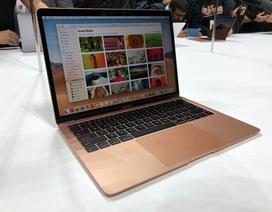 Macbook Air 2018 không hút khách Việt, đồng loạt giảm giá bán