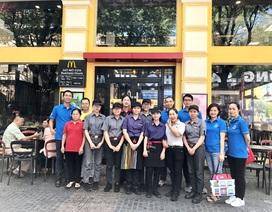"""McDonald's 4 năm liên tiếp nằm trong """"Top 100 nơi làm việc tốt nhất Việt Nam"""""""