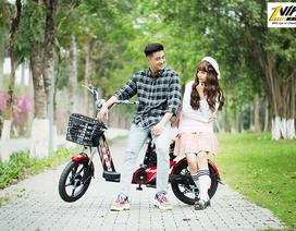 Nike Bike trình làng mẫu xe đạp điện City lần đầu tiên xuất hiện tại Việt Nam