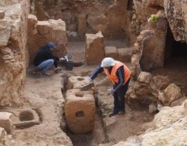 Phát hiện ngôi làng cổ ở Jerusalem