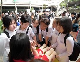 Acer đồng hành tư vấn mùa thi cùng học sinh TP.HCM