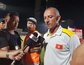 """HLV Graechen: """"Tôi tự hào về các cầu thủ sau chiến thắng U19 Thái Lan"""""""