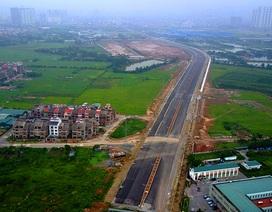 Tuyến đường nghìn tỷ Nguyễn Xiển – Xa La kết nối KĐT Thanh Hà Mường Thanh đã ấn định ngày thông xe kỹ thuật
