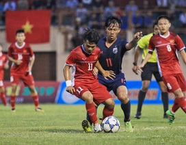 Hạ gục U19 Thái Lan, U19 Việt Nam vô địch giải U19 quốc tế