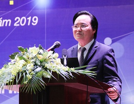 Bộ trưởng GD-ĐT: Nhà trường, doanh nghiệp, Nhà nước cùng phát triển nhân lực chất lượng cao