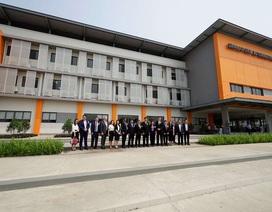 Khánh thành trường quốc tế Singapore và ra mắt Ouward Bound Việt Nam tại Quảng Ninh