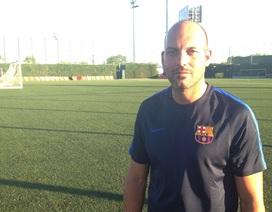 Đội tuyển Thái Lan tính mời cựu danh thủ Barcelona về làm HLV?