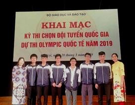 Thêm 2 học sinh trường Phan lọt vào đội tuyển Olympic