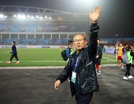 V-League trở lại và nỗi lo của HLV Park Hang Seo