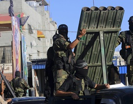 5 tên lửa từ Gaza tấn công Israel, căng thẳng leo thang
