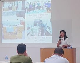 Hải Phòng: Tuyên truyền phòng chống ma túy trong công nhân
