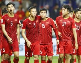 Đội tuyển Việt Nam đá 6 trận vòng loại World Cup 2022 trong năm 2019
