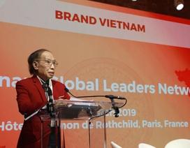 Tổng Biên tập báo điện tử Dân trí phát động Giải thưởng Nhân tài Đất Việt 2019 tại Paris