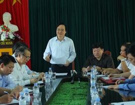 Bộ trưởng Phùng Xuân Nhạ: Đề nghị xem xét cho thôi Ban giám hiệu vụ nữ sinh bị đánh