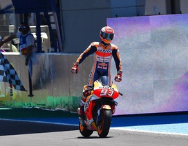 Chặng 2 MotoGP 2019: Marquez thắng dễ dàng tại Argentina