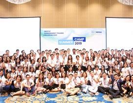 Liên tục nằm trong top 3 nơi làm việc tốt nhất Việt Nam