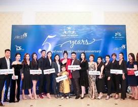 Ấn tượng lễ sinh nhật lần thứ 5 và ra mắt thương hiệu mỹ phẩm mới của Ngọc Tú Group
