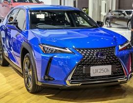 Lexus UX ra mắt tại Thái Lan, giá từ 78.500 USD