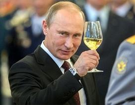 Nước Nga dưới thời Putin đang thắng thế trước Mỹ?