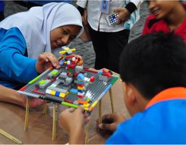 Ngày hội Khoa học công nghệ STEM Day dành cho học sinh Hà Nội