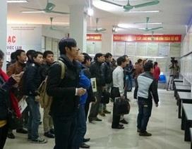 Phiên GDVL sáng 21/3: Gần 1.000 chỉ tiêu việc làm cho lao động hồi hương