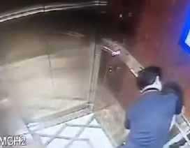 Công an điều tra clip gã đàn ông sàm sỡ bé gái trong thang máy