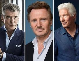10 người đàn ông hấp dẫn hơn nhờ… tuổi tác