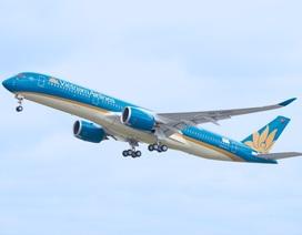 """Việt Nam sở hữu trọn bộ """"siêu máy bay"""" A350 hiện đại nhất thế giới"""